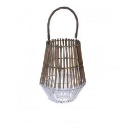 Lanterne en bambou H40 cm