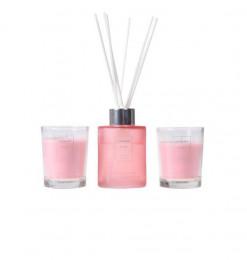 Diffuseur de parfum rose...