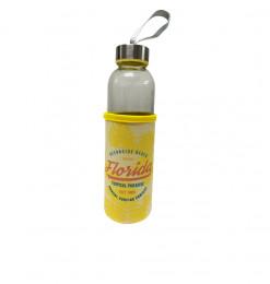 Bouteille à eau 500ml jaune