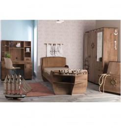 Chambre complète ado bois...