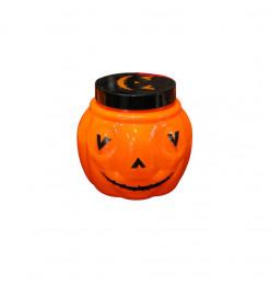 Pot potiron halloween