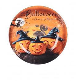 Plat déco halloween
