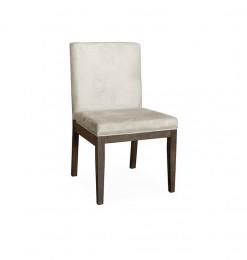 Chaise en bois café  52x91x53