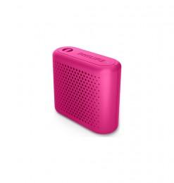 Haut-parleur rose