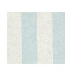 Papier peint blanc et bleu