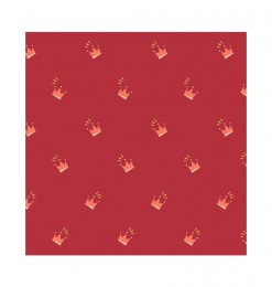 Rouleau papier peint rouge