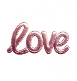 Sticker ballon love
