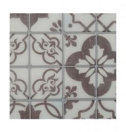 Sticker multi fleurs (x2)