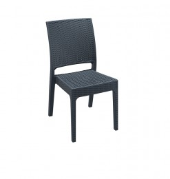 Chaise Floride grise