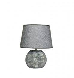 Lampe céramique Tissu