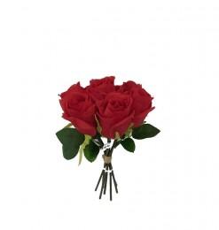 Bouquet de roses (x7)