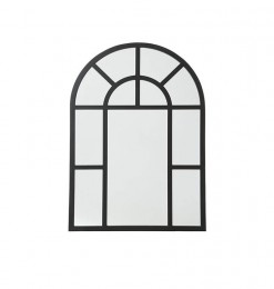 Miroir atelier noir