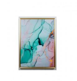 Tableau effet marbre