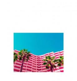 Tableau imprimé palmier