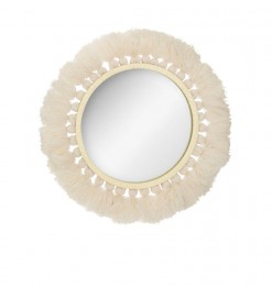 Miroir pompons dream