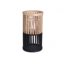 Lanterne en bois