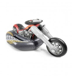 Moto cruiser gonflable