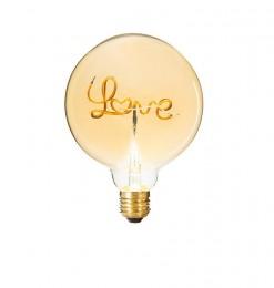 """Ampoule led déco """"love"""""""