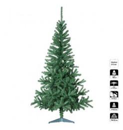 Sapin essentiel vert 210cm