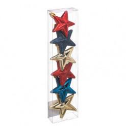 Suspension noël étoile (x6)