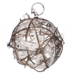 Suspension de nul rotin boule