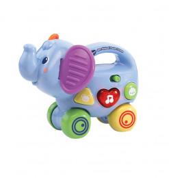 Mon éléphant pousse pousse...