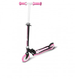 TROTTINETTE 2 ROUES ROSE