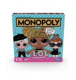 Monopoly Lol Surprise - Hasbro