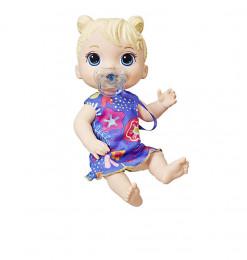 Poupon tête blonde Baby...