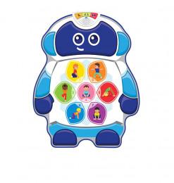 Mon tapis de yoga Bitsy Bot...