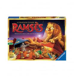 Le Pharaon étourdi Ramsès...