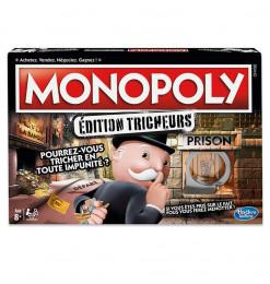 Monopoly tricheurs Hasbro