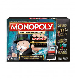 MONOPOLY ELECTRONIQUE ULTIME
