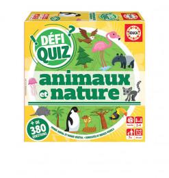 Défi quiz Animaux et Nature...
