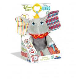 Peluche Dumbo premières...