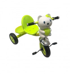 Tricycle chat vert