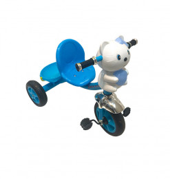 TRICYCLE CHAT BLEU