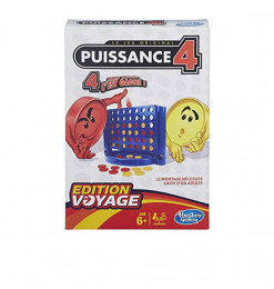 Puissance 4 Edition Voyage...