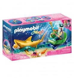 Playmobil  Roi de mer avec...