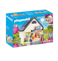 Playmobil Boutique de mode