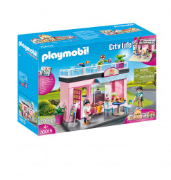 Playmobil Salon de thé