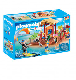 Playmobil Espace de sports...