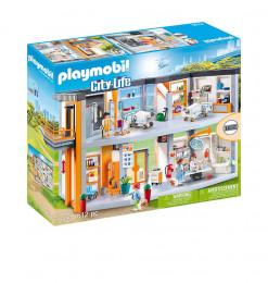 Playmobil Hôpital aménagé