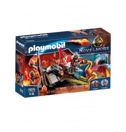 Playmobil Burnham Raiders...
