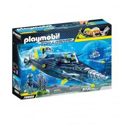 Playmobil Sous-marin...