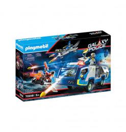 Playmobil Véhicule des...