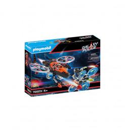 Playmobil Hélicoptère et...