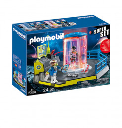 Playmobil SuperSet Agents...