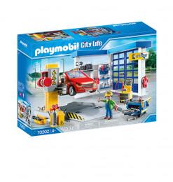 Playmobil Garage automobile