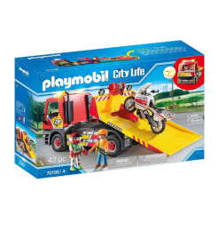 Playmobil Camion de dépannage